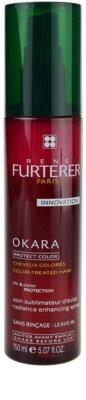 Rene Furterer Okara Protect Color odżywka bez spłukiwania do włosów farbowanych