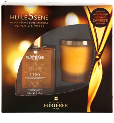 Rene Furterer Huile 5 Sens lote cosmético I.