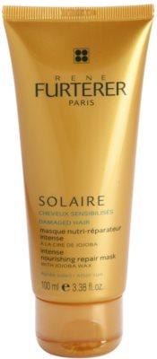 Rene Furterer Solaire mascarilla nutritiva intensiva para cabello contra los efectos del sol, el cloro y la sal