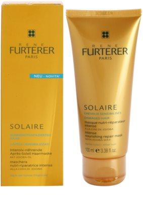 Rene Furterer Solaire intensive nährende Maske für durch Chlor, Sonne oder Salzwasser geschädigtes Haar 1