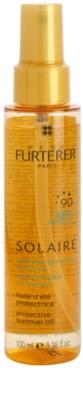 Rene Furterer Solaire ochranný olej pro vlasy namáhané chlórem, sluncem a slanou vodou