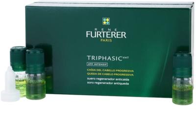 Rene Furterer Triphasic vht+ tratament pentru regenerare impotriva caderii parului