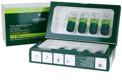 Rene Furterer Triphasic vht+ regenerierende Kur gegen Haarausfall 2