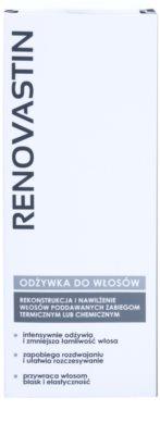 Renovastin Hair Care obnovitveni balzam za poškodovane lase in toplotno oblikovanje las z vlažilnim učinkom 2