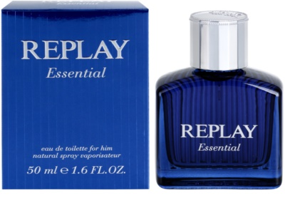 Replay Essential eau de toilette férfiaknak
