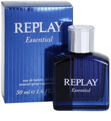 Replay Essential Eau de Toilette für Herren 1
