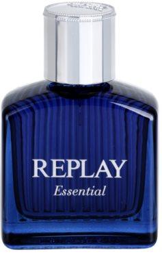 Replay Essential Eau de Toilette für Herren 2