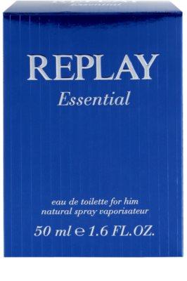 Replay Essential toaletní voda pro muže 4