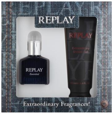 Replay Essential dárková sada