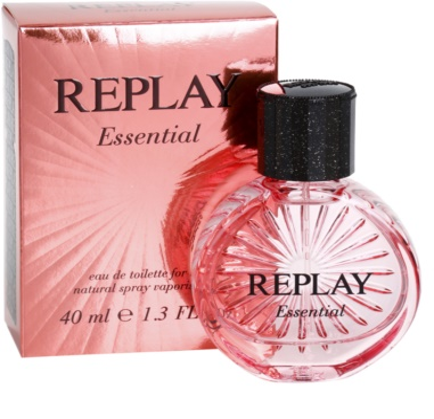 Replay Essential туалетна вода для жінок 1