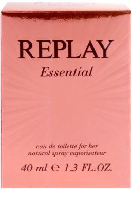 Replay Essential туалетна вода для жінок 4