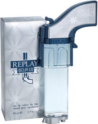 Replay Relover woda toaletowa dla mężczyzn 1