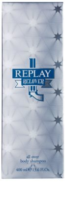 Replay Relover sprchový gel pro muže 2