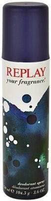 Replay Your Fragrance! For Him дезодорант-спрей для чоловіків