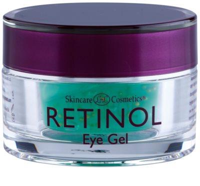 Retinol Anti-Aging szemgél a ráncok ellen