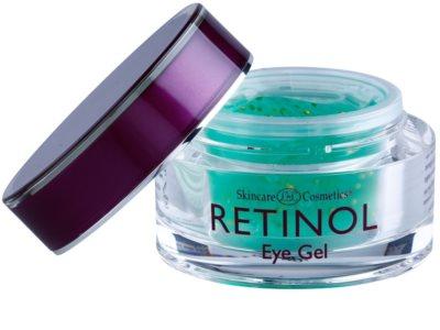 Retinol Anti-Aging Augengel gegen Falten 1