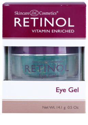 Retinol Anti-Aging Augengel gegen Falten 2