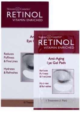 Retinol Anti-Aging Gel-Polster für die Augen zur Linderung von Schwellungen und Krähenfüßen 1
