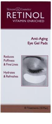 Retinol Anti-Aging Gel-Polster für die Augen zur Linderung von Schwellungen und Krähenfüßen 2
