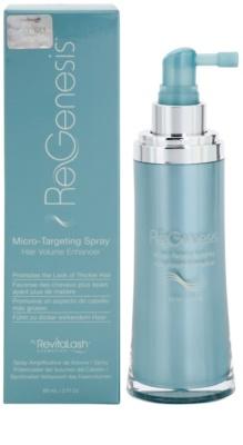 RevitaLash ReGenesis Hair Volume Enhancer tratamiento regenerador  para cabello dañado y frágil 1