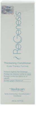 RevitaLash ReGenesis Scalp Therapy Formula condicionador para a densidade do cabelo e proteção contra quebra 3