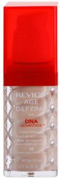 Revlon Cosmetics Age Defying make-up a ráncok ellen SPF 20
