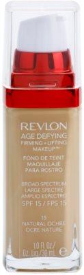 Revlon Cosmetics Age Defying učvrstitveni in lifting tekoči puder SPF 15