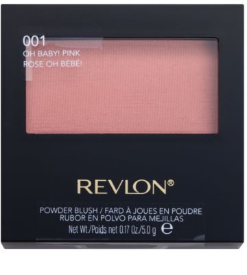 Revlon Cosmetics Blush colorete en polvo 2