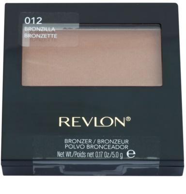 Revlon Cosmetics Bronzer bronzeador 1