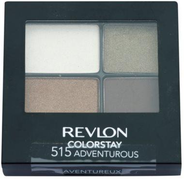 Revlon Cosmetics ColorStay™ 16-Hour oční stíny 1