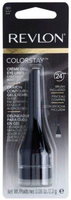 Revlon Cosmetics ColorStay™ gelové oční linky voděodolné 2