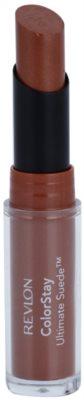 Revlon Cosmetics ColorStay™ Ultimate Suede™ ruj de buze catifelant