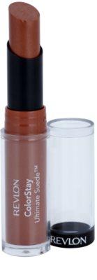 Revlon Cosmetics ColorStay™ Ultimate Suede™ оксамитова помада 1