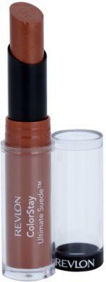 Revlon Cosmetics ColorStay™ Ultimate Suede™ jedwabista pomadka 1
