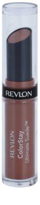 Revlon Cosmetics ColorStay™ Ultimate Suede™ jedwabista pomadka 2