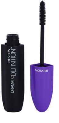 Revlon Cosmetics Dramatic Definition™ mascara cu rotatie pentru o buna definire a genelor