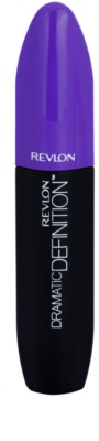 Revlon Cosmetics Dramatic Definition™ maskara za privihanje in ločevanje trepalnic 1