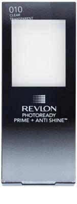 Revlon Cosmetics Photoready™ Baza de machiaj pentru un aspect mat de piele 2 in 1 1