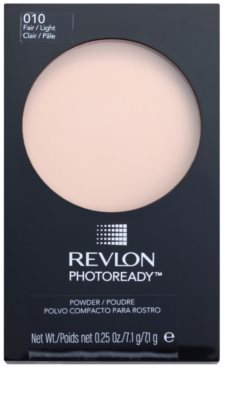 Revlon Cosmetics Photoready™ pudra matifianta 2
