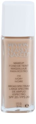 Revlon Cosmetics Nearly Naked™ Flüssiges Make Up für Nude-Make-up