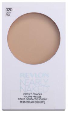 Revlon Cosmetics Nearly Naked™ Kompaktpuder 2