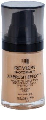 Revlon Cosmetics Photoready™ Airbrush Effect™ base líquida SPF 20