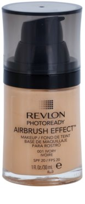 Revlon Cosmetics Photoready Airbrush Effect™ folyékony make-up SPF 20