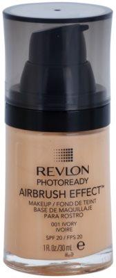 Revlon Cosmetics Photoready™ Airbrush Effect™ tekutý make-up SPF 20