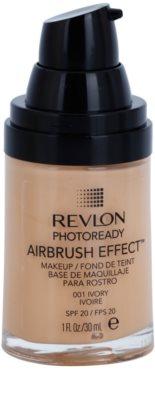 Revlon Cosmetics Photoready™ Airbrush Effect™ base líquida SPF 20 1