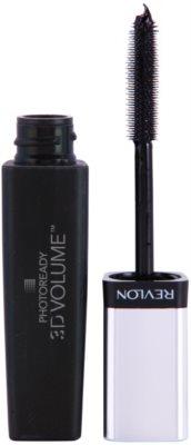 Revlon Cosmetics Photoready™ 3D Volume maskara za zgostitev in podaljšanje trepalnic