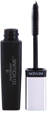 Revlon Cosmetics Photoready™ 3D Volume tusz wydłużający i pogrubiający rzęsy