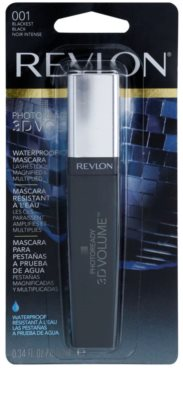 Revlon Cosmetics Photoready 3D Volume mascara pentru volum si alungire 2