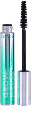Revlon Cosmetics Grow Luscious Plumping™ rimel pentru un maxim de volum