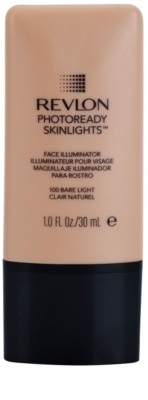 Revlon Cosmetics Photoready Skinlights aufhellendes Make up für einen natürlichen Look